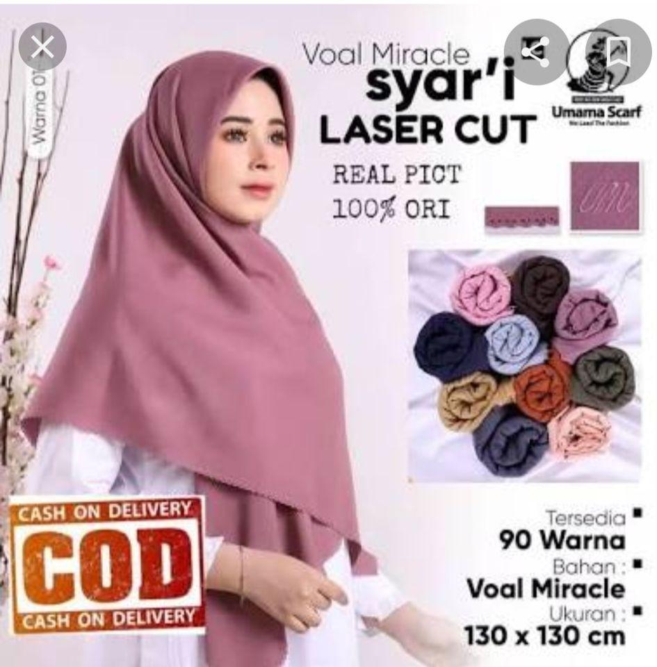 Hijab syari Murah