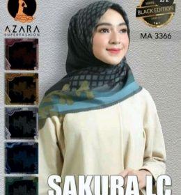 Jilbab segiempat murah