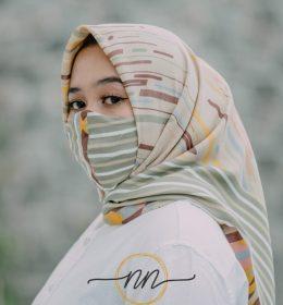 Jilbab Masker trend